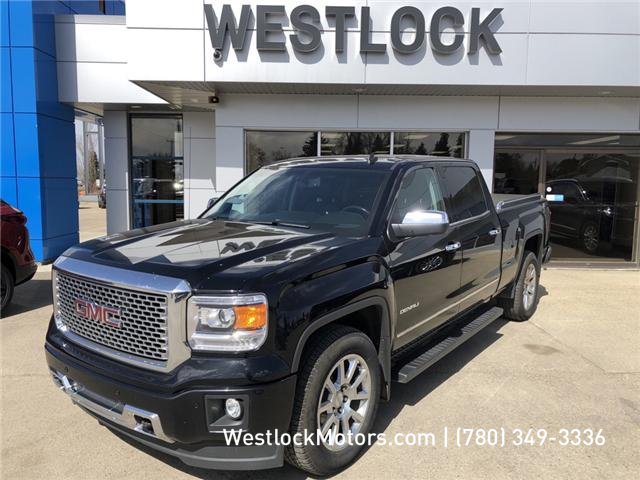 2014 GMC Sierra 1500 Denali (Stk: 19T139A) in Westlock - Image 1 of 13