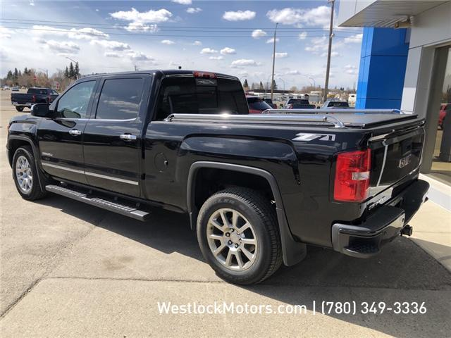 2014 GMC Sierra 1500 Denali (Stk: 19T139A) in Westlock - Image 3 of 13