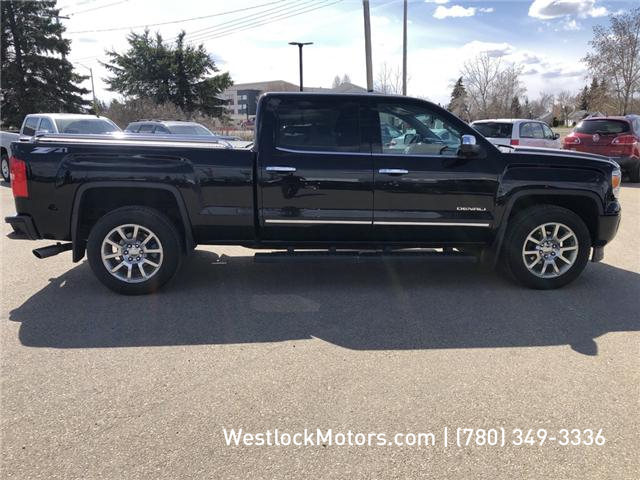 2014 GMC Sierra 1500 Denali (Stk: 19T139A) in Westlock - Image 5 of 13