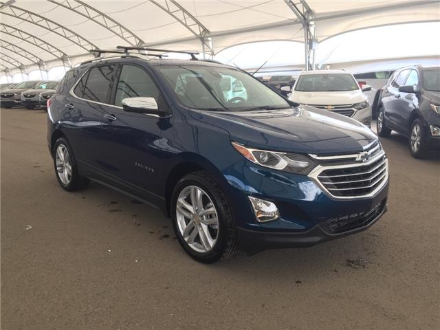 2019 Chevrolet Equinox Premier (Stk: 173874) in AIRDRIE - Image 1 of 23