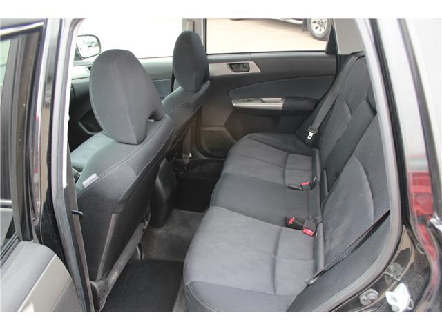 2009 Subaru Forester 2.5 X (Stk: CBK2792) in Regina - Image 14 of 15