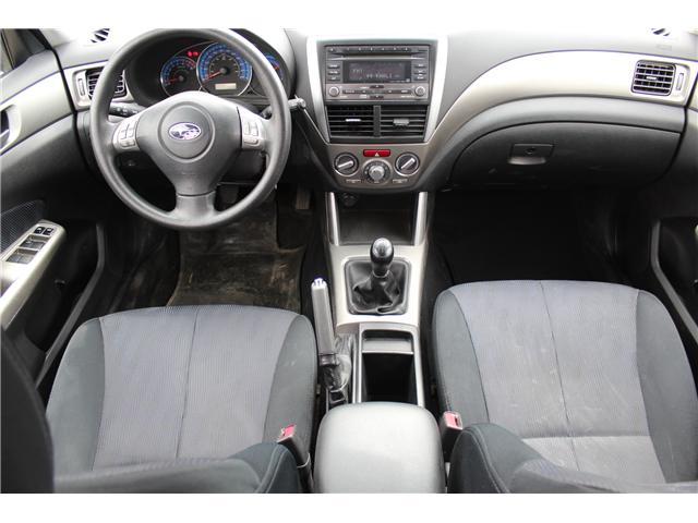 2009 Subaru Forester 2.5 X (Stk: CBK2792) in Regina - Image 8 of 15