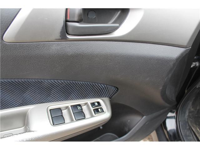 2009 Subaru Forester 2.5 X (Stk: CBK2792) in Regina - Image 12 of 15