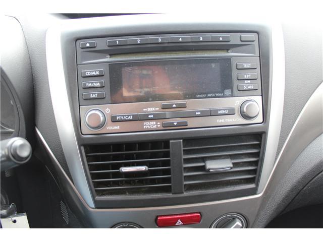 2009 Subaru Forester 2.5 X (Stk: CBK2792) in Regina - Image 13 of 15