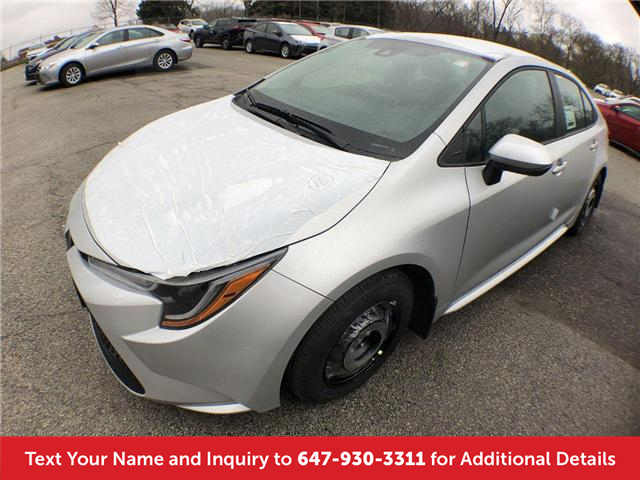 2020 Toyota Corolla L (Stk: L3021) in Mississauga - Image 1 of 18