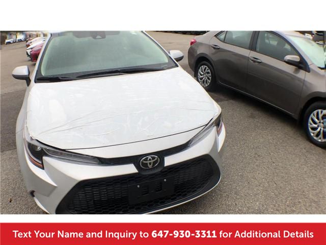 2020 Toyota Corolla L (Stk: L3021) in Mississauga - Image 2 of 18