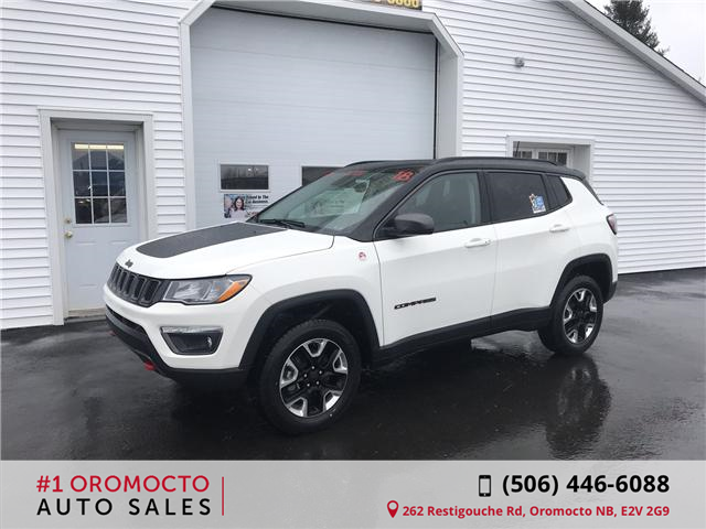 2018 Jeep Compass Trailhawk (Stk: 994) in Oromocto - Image 2 of 13
