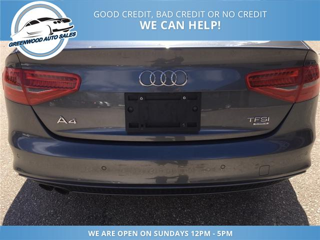 2014 Audi A4 2.0 Technik (Stk: 14-32439) in Greenwood - Image 11 of 26