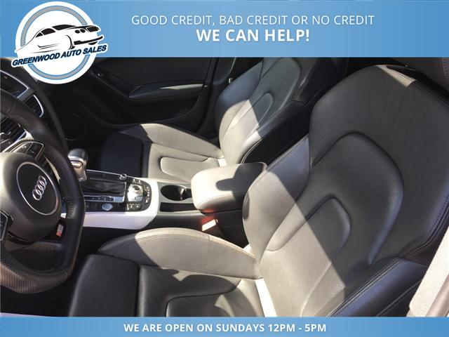 2014 Audi A4 2.0 Technik (Stk: 14-32439) in Greenwood - Image 13 of 26