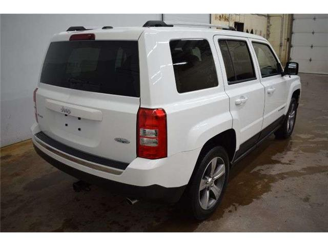 2016 Jeep Patriot HIGH ALTITUDE 4X4 - HTD SEATS * TOUCH SCREEN  (Stk: B3637) in Kingston - Image 3 of 30