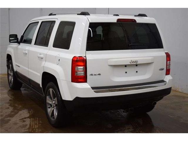 2016 Jeep Patriot HIGH ALTITUDE 4X4 - HTD SEATS * TOUCH SCREEN  (Stk: B3637) in Kingston - Image 6 of 30