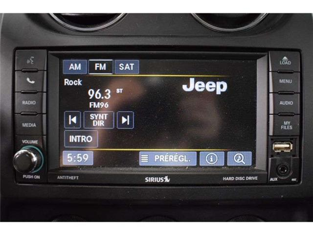 2016 Jeep Patriot HIGH ALTITUDE 4X4 - HTD SEATS * TOUCH SCREEN  (Stk: B3637) in Kingston - Image 16 of 30