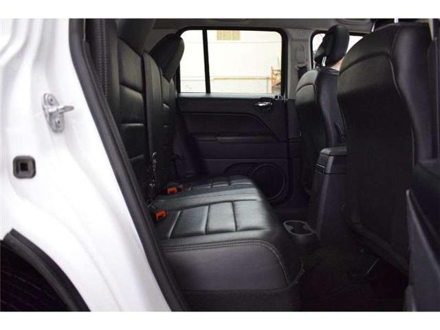 2016 Jeep Patriot HIGH ALTITUDE 4X4 - HTD SEATS * TOUCH SCREEN  (Stk: B3637) in Kingston - Image 25 of 30