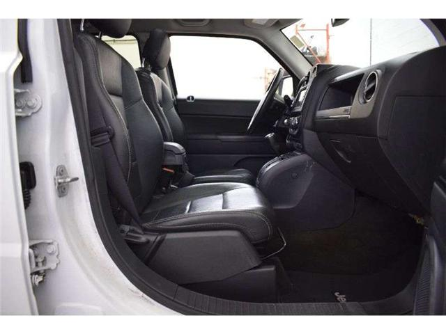 2016 Jeep Patriot HIGH ALTITUDE 4X4 - HTD SEATS * TOUCH SCREEN  (Stk: B3637) in Kingston - Image 26 of 30