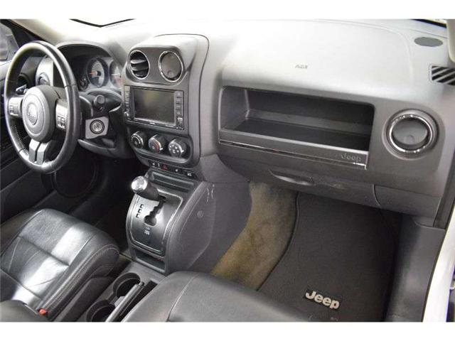 2016 Jeep Patriot HIGH ALTITUDE 4X4 - HTD SEATS * TOUCH SCREEN  (Stk: B3637) in Kingston - Image 27 of 30
