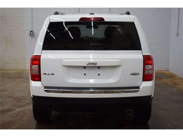 2016 Jeep Patriot HIGH ALTITUDE 4X4 - HTD SEATS * TOUCH SCREEN  (Stk: B3637) in Kingston - Image 28 of 30