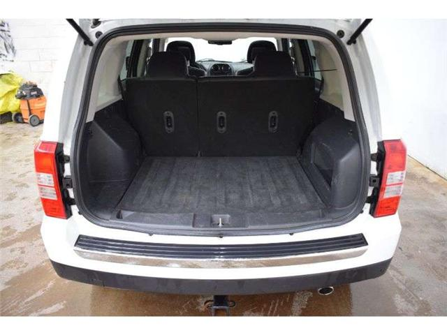 2016 Jeep Patriot HIGH ALTITUDE 4X4 - HTD SEATS * TOUCH SCREEN  (Stk: B3637) in Kingston - Image 29 of 30