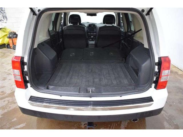2016 Jeep Patriot HIGH ALTITUDE 4X4 - HTD SEATS * TOUCH SCREEN  (Stk: B3637) in Kingston - Image 30 of 30