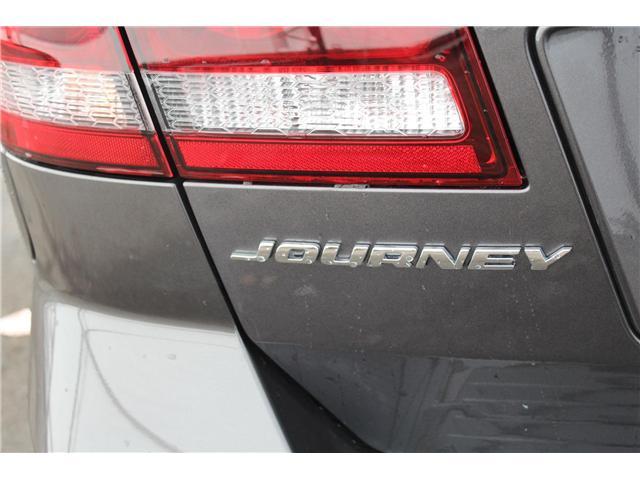 2018 Dodge Journey 28V (DISC) (Stk: 180147) in Ottawa - Image 9 of 24