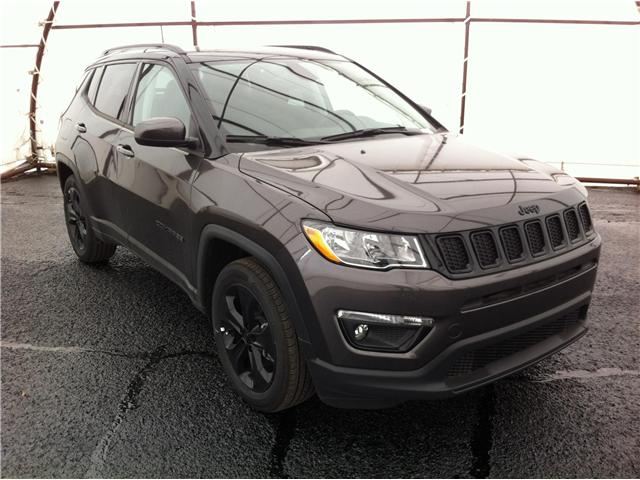 2018 Jeep Compass North (Stk: 180396) in Ottawa - Image 1 of 21