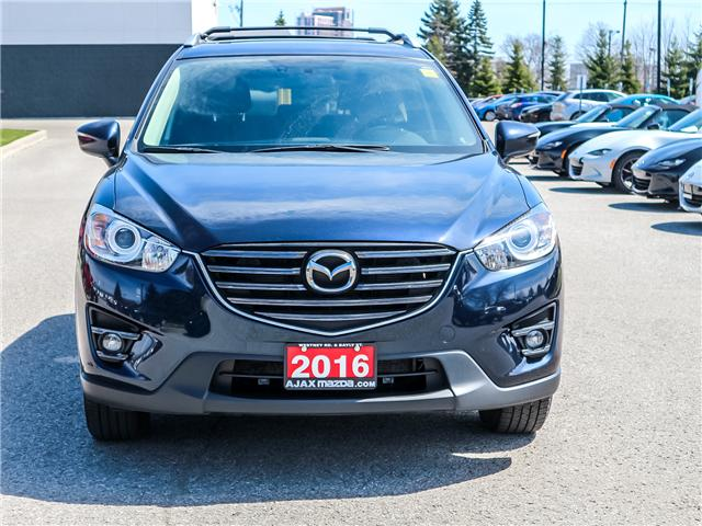 2016 Mazda CX-5 GS (Stk: P5119) in Ajax - Image 2 of 27