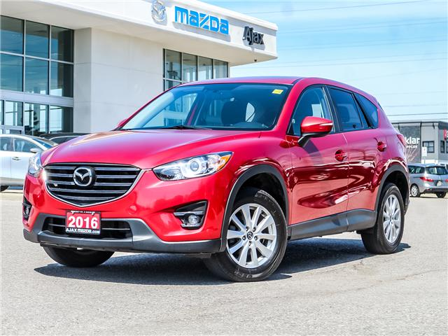 2016 Mazda CX-5 GS (Stk: P5115) in Ajax - Image 1 of 27