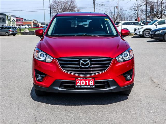 2016 Mazda CX-5 GS (Stk: P5115) in Ajax - Image 2 of 27