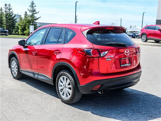 2016 Mazda CX-5 GS (Stk: P5115) in Ajax - Image 7 of 27