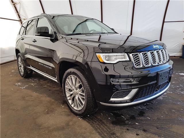 2018 Jeep Grand Cherokee Summit (Stk: 180425) in Ottawa - Image 1 of 17