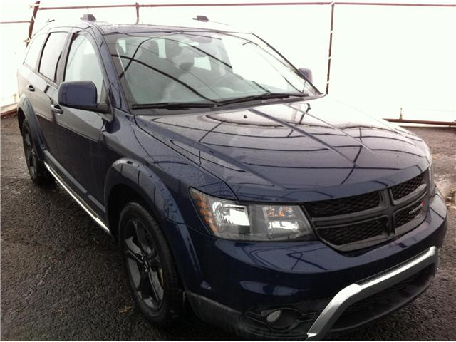 2018 Dodge Journey Crossroad (Stk: R8261A) in Ottawa - Image 1 of 25