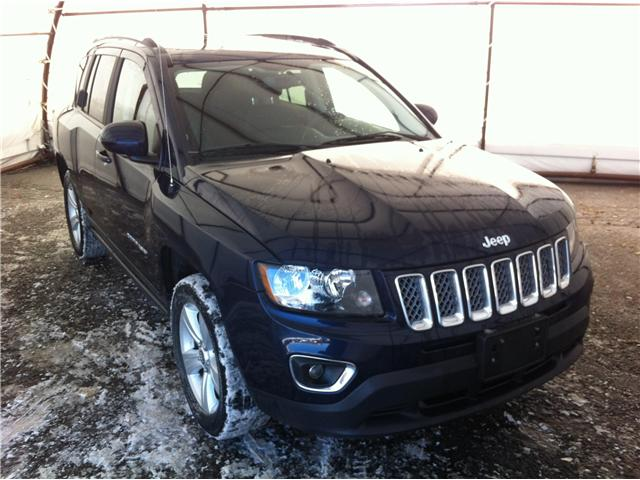 2017 Jeep Compass Sport/North (Stk: R8276A) in Ottawa - Image 1 of 22