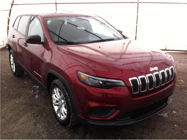 2019 Jeep Cherokee Sport (Stk: 190121) in Ottawa - Image 1 of 22