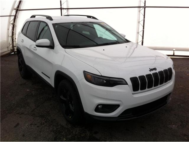 2019 Jeep Cherokee North (Stk: 190118) in Ottawa - Image 1 of 22