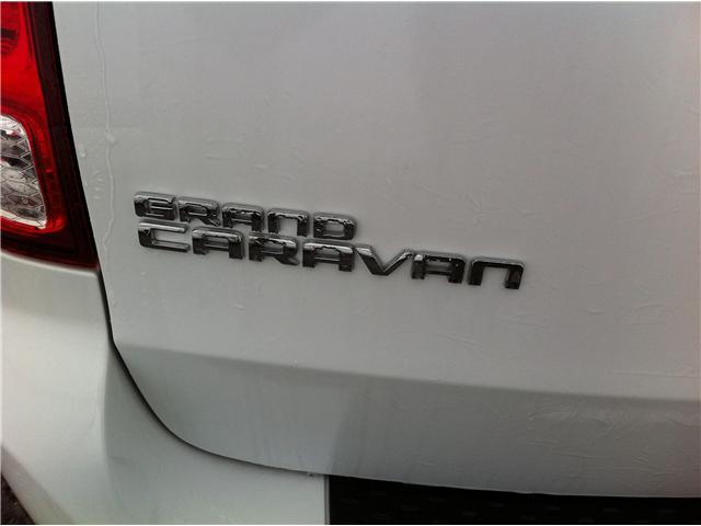 2018 Dodge Grand Caravan 29G SXT (Stk: 180446) in Ottawa - Image 11 of 26
