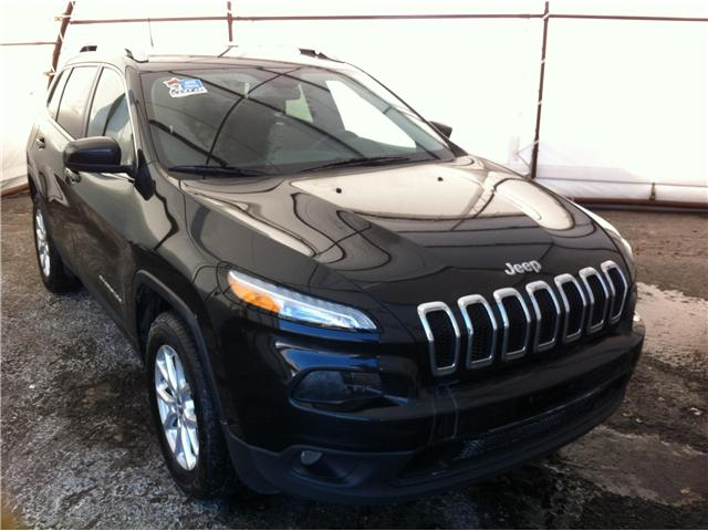 2016 Jeep Cherokee North (Stk: D180232A) in Ottawa - Image 1 of 23