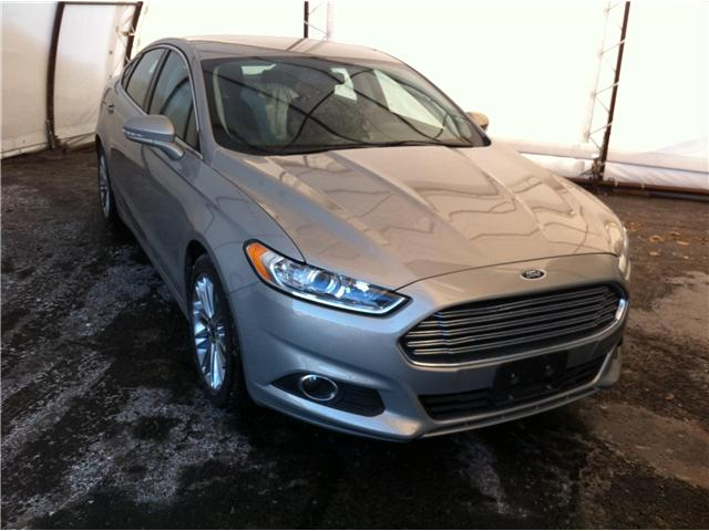 2016 Ford Fusion SE (Stk: A8308A) in Ottawa - Image 1 of 18