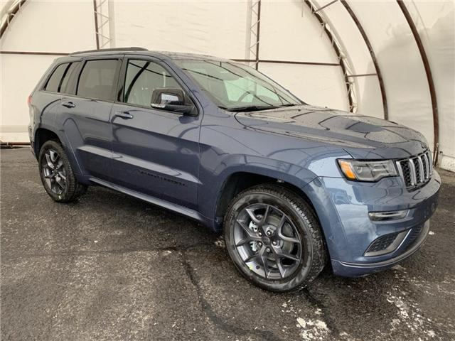 2019 Jeep Grand Cherokee Limited (Stk: 190182) in Ottawa - Image 1 of 29