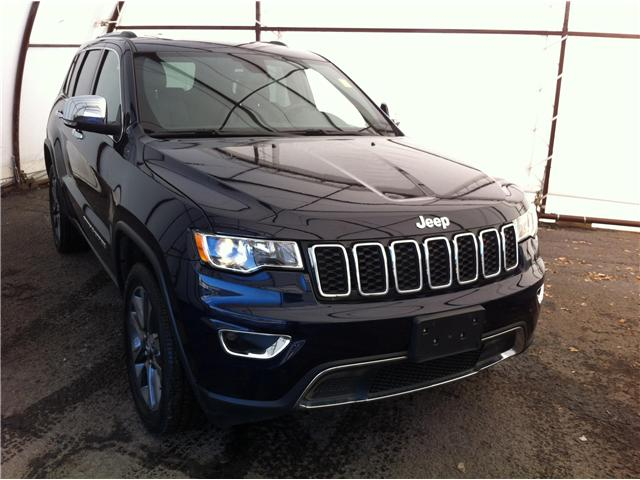 2018 Jeep Grand Cherokee Limited (Stk: R8340A) in Ottawa - Image 1 of 30