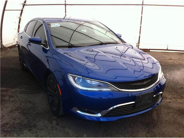 2015 Chrysler 200 Limited (Stk: A8320C) in Ottawa - Image 1 of 22