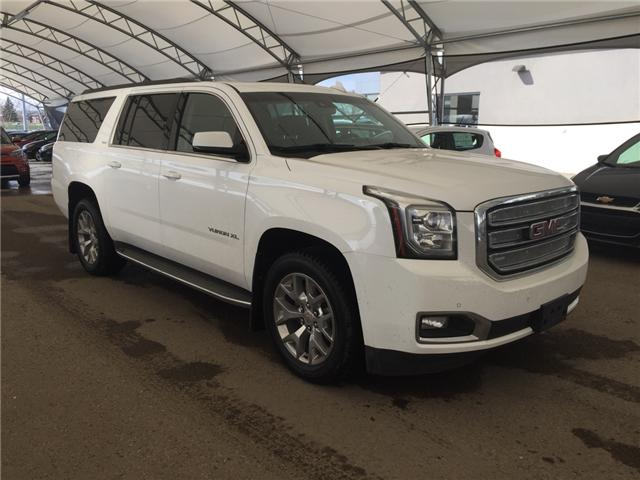 2015 GMC Yukon XL 1500 SLT (Stk: 135508) in AIRDRIE - Image 1 of 24