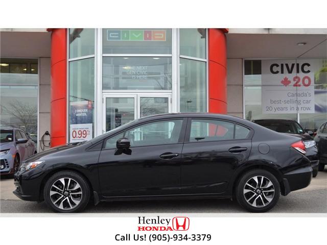 2014 Honda Civic EX SUNROOF ALLOY WHEELS BACK UP (Stk: B0831) in St. Catharines - Image 5 of 22