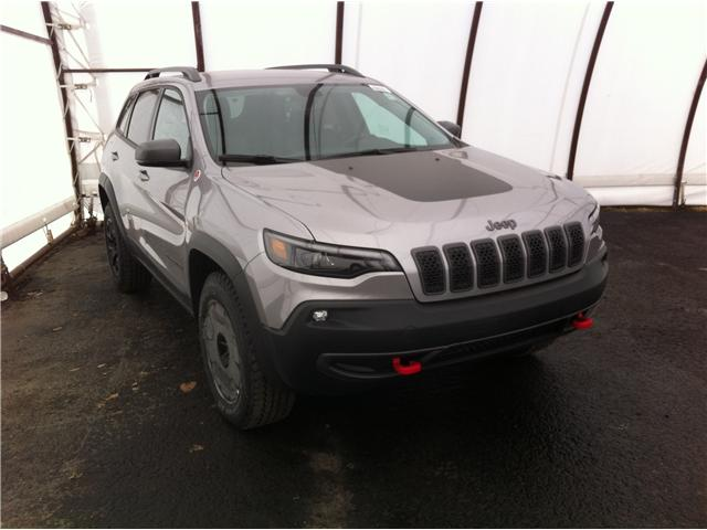 2019 Jeep Cherokee Trailhawk (Stk: 190199) in Ottawa - Image 1 of 24