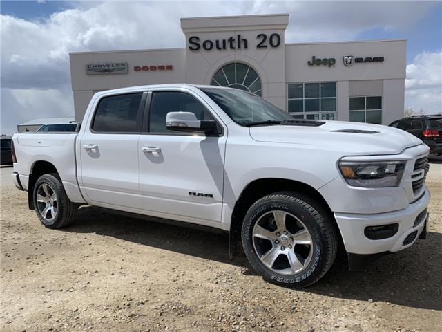 2019 RAM 1500 Sport (Stk: 32393) in Humboldt - Image 1 of 31