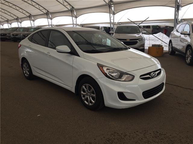 2014 Hyundai Accent L (Stk: 173940) in AIRDRIE - Image 1 of 15