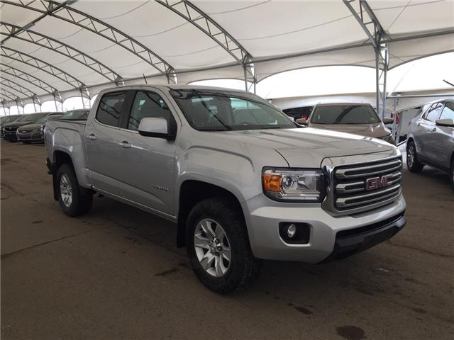 2017 GMC Canyon SLE (Stk: 166501) in AIRDRIE - Image 1 of 20