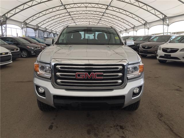 2017 GMC Canyon SLE (Stk: 166501) in AIRDRIE - Image 2 of 20