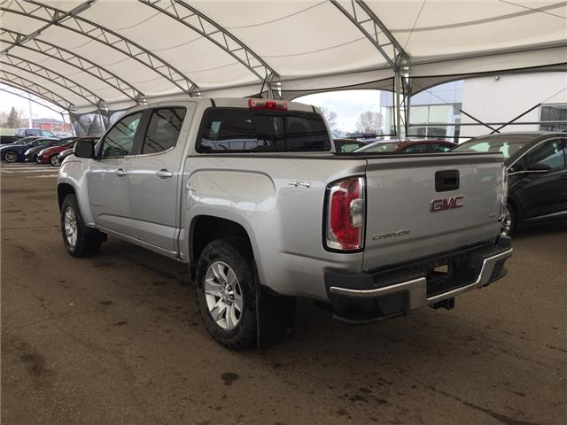 2017 GMC Canyon SLE (Stk: 166501) in AIRDRIE - Image 4 of 20