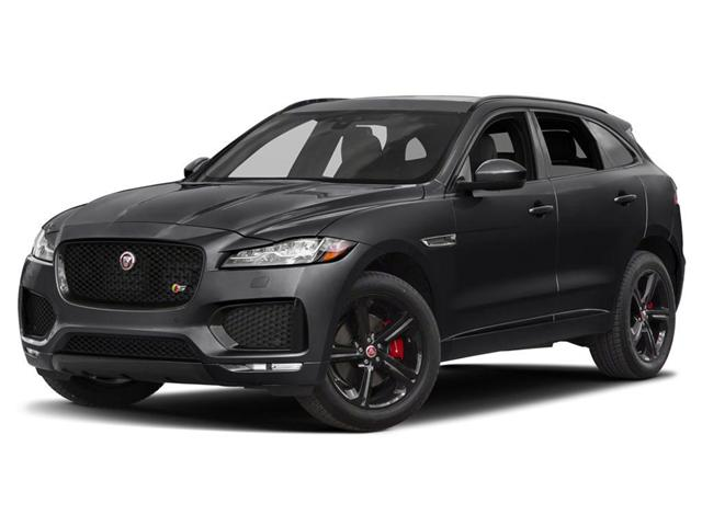 2018 Jaguar F-PACE S (Stk: E19082-1) in London - Image 1 of 9