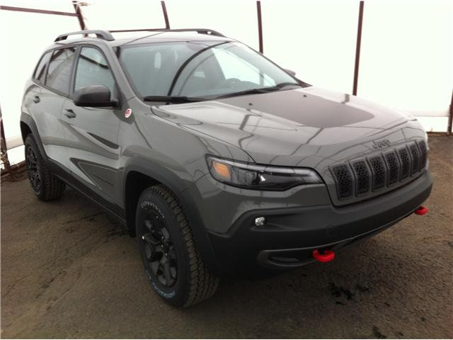 2019 Jeep Cherokee Trailhawk (Stk: 190201) in Ottawa - Image 1 of 29