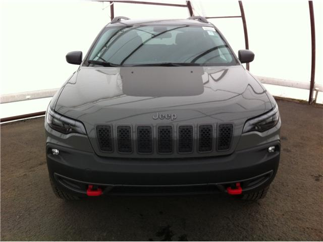 2019 Jeep Cherokee Trailhawk (Stk: 190201) in Ottawa - Image 2 of 29